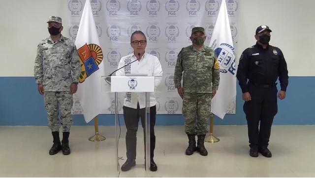 Resultado de imagen de Guardia Nacional, Ejército y la Marina,detienen a 15 personas integrantes de un grupo criminal en Cancún